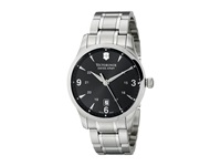 Victorinox Alliance Swiss Black Stainless Steel Watches