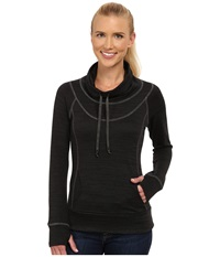 Kuhl L A Pullover Black Women's Long Sleeve Pullover