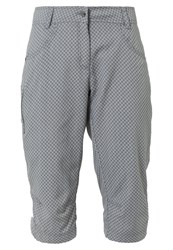 Icepeak Lucille 3 4 Sports Trousers Middle Grey Light Grey