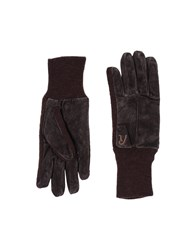 Replay Accessories Gloves Men Black