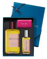 Atelier Cologne Grand Neroli Cologne Absolue 200 Ml With Personalized Travel Spray 30 Ml Bordeaux