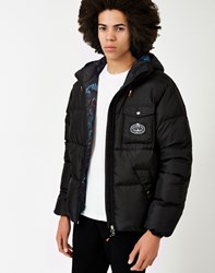 Poler Burner Puffer Jacket Black