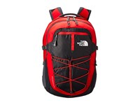 The North Face Borealis Tnf Red Asphalt Grey Backpack Bags