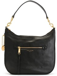 Marc Jacobs 'Recruit' Hobo Shoulder Bag Black