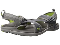Sole Navigate Granite Men's Sandals Gray