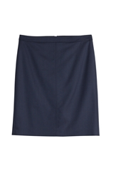 Hugo Rova Wool Blend Skirt
