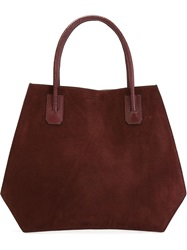 Desa 1972 Small 'Six' Tote Red