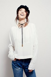 Free People Victorian Lace Top