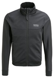 Gore Running Wear Essential Sports Jacket Black
