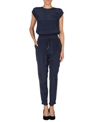 Suncoo Jumpsuits Dark Blue
