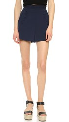 Finders Keepers High Sea Shorts Navy