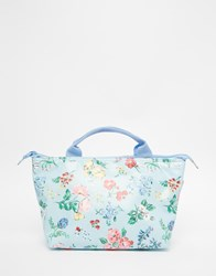 Cath Kidston Meadow Print Insulated Lunch Tote Blue