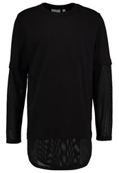 Cheap Monday Long Sleeved Top Black