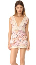 Somedays Lovin Wild Thing Romper Multi