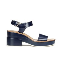 Jil Sander Navy Women's Heeled Sandals Navy