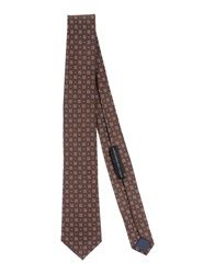 Alessandro Dell'acqua Ties Brown