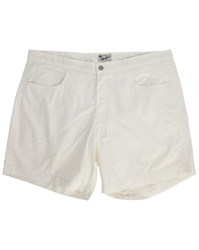 Hartford White 5 Pocket Swim Shorts