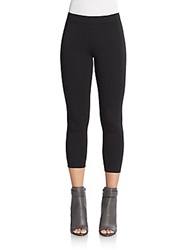 Vince Skinny Cropped Leggings Black