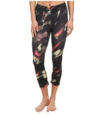 New Balance Printed Capri Multi Color Women's Capri