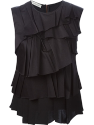 Cedric Charlier Cedric Charlier Tiered Tank Top