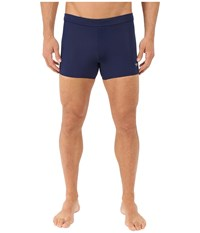 Speedo Shoreline Square Leg Nautical Navy Men's Swimwear