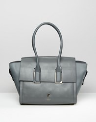 Fiorelli Hudson Winged Tote Bag Hudson Grey