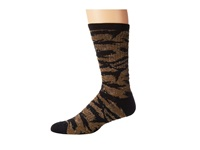 Volcom Booter Sock Camouflage Men's Crew Cut Socks Shoes Multi