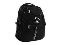 High Sierra Access Backpack Black Backpack Bags
