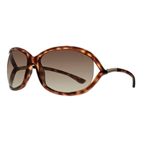 Tom Ford Ft0008 Jennifer Square Sunglasses Tortoiseshell