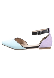 New Look Liquorice Ballet Pumps Mint Green