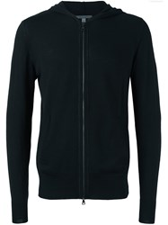 John Varvatos Hooded Sweater Black