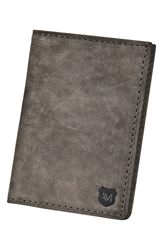 Andrew Marc New York 'Grove' Wallet Charcoal