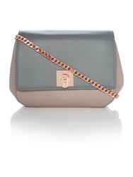 Ted Baker Chelsee Taupe Wing Cross Body Bag Taupe