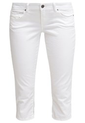 Edc By Esprit Slim Fit Jeans Off White Off White