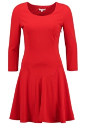 Patrizia Pepe Cocktail Dress Party Dress Rot Red