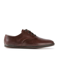 Swear 'Grant 19' Oxford Shoes Red