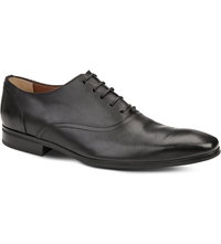 Kurt Geiger George Leather Oxford Shoes Black