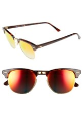 Ray Ban Men's 'Clubmaster' 51Mm Sunglasses