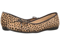 Trotters Sante Tan Cheetah Women's Slip On Shoes Multi