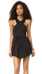 6 Shore Road Paraiso Dress Black Rock