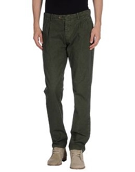 Uniform Casual Pants Military Green