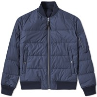 Nanamica Reversible Na 1 Down Jacket Blue