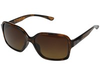 Oakley Proxy Tortoise Brown Gradient Polarized Plastic Frame Fashion Sunglasses