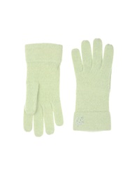 Blumarine Gloves Light Green