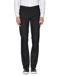 John Varvatos Trousers Casual Trousers Men Steel Grey