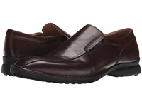 Kenneth Cole Reaction Party Punch Brown Men's Slip On Dress Shoes
