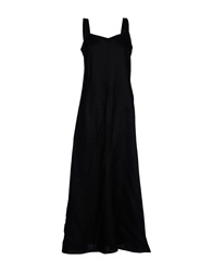 Diana Gallesi Long Dresses Black