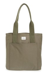 Rag And Bone Men's Standard Issue Canvas Tote Green Olive Green