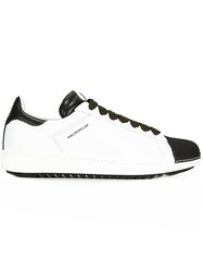 Moncler Colour Block Sneakers White