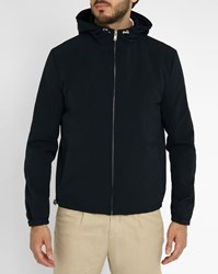 Sandro Navy Orion Jacket Blue